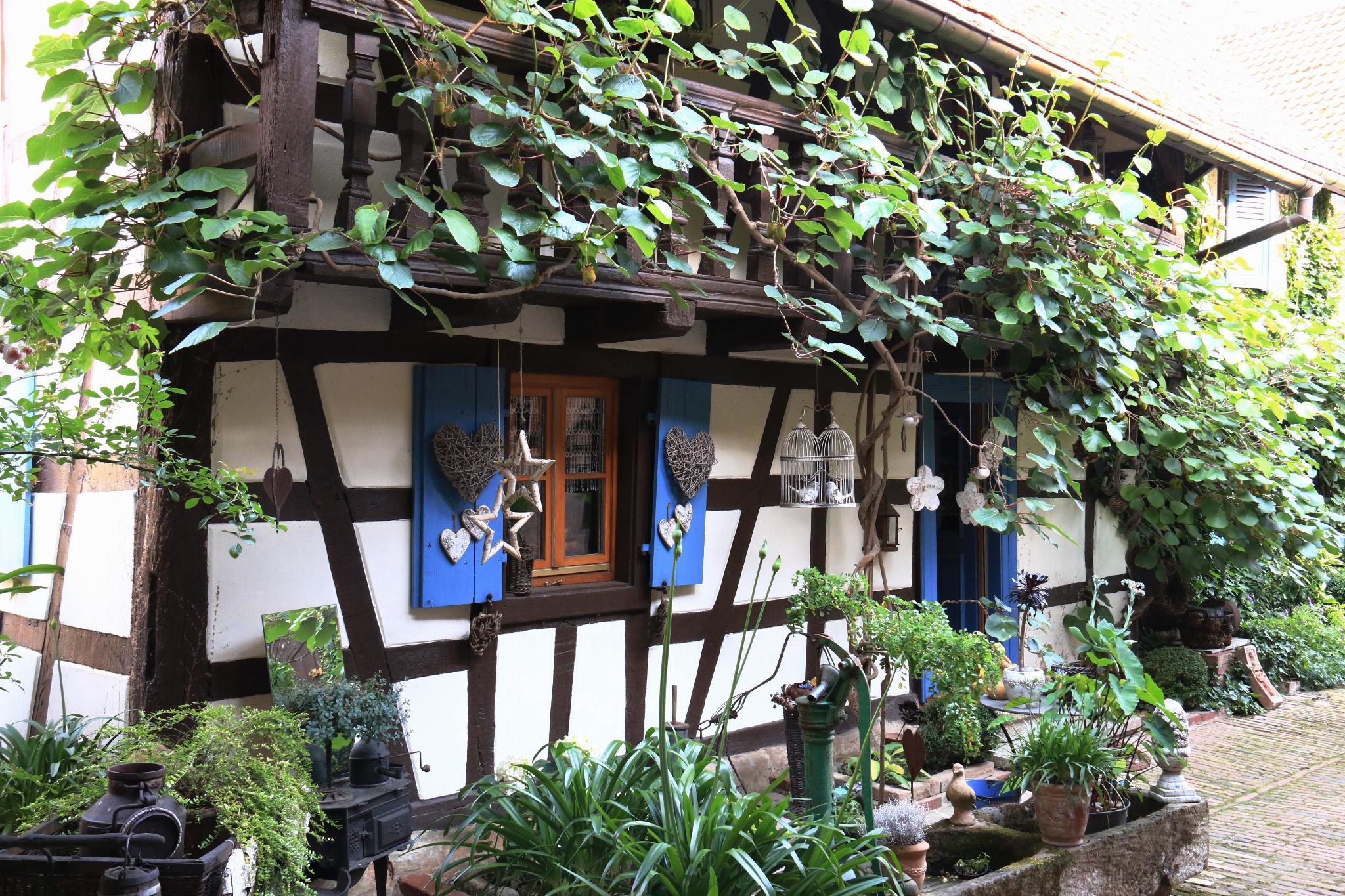 Chez Hansel et Gretel Location de chambres d h´tes et G te